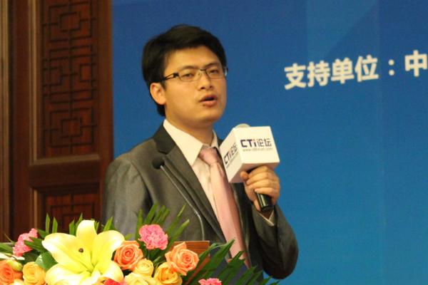 杭州远传通信技术有限公司高级产品经理张英杰