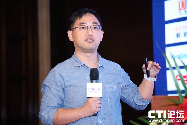 百度智能 客服营销事业部研发负责人 肖岩