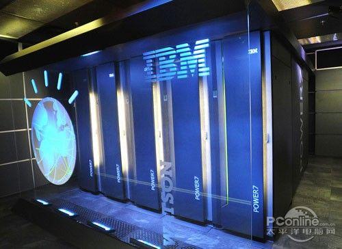 IBM Watson超级计算机