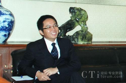 深圳市东进通讯技术股份有限公司总裁贺建楠