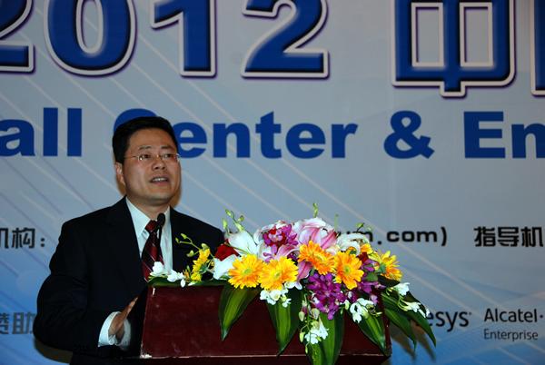 亿迅(中国)软件有限公司 CEO 李农