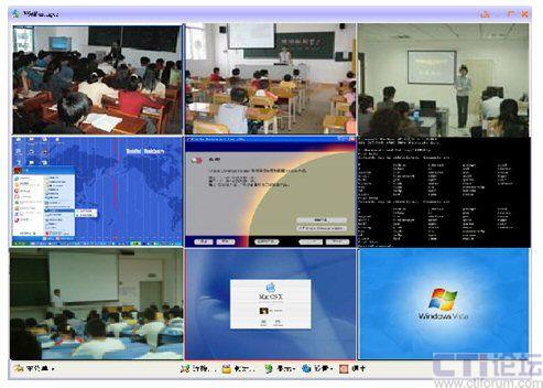 锐取多媒体教学资源生成和管理平台解决方案