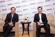 钟能 中国-东盟信息港股份有限公司 副总裁