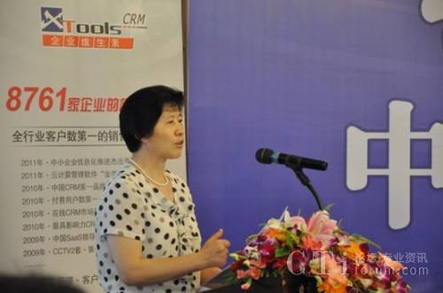 中国信息化推进联盟秘书长 刘献军