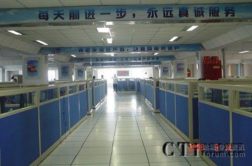 天津联通客服呼叫中心图片