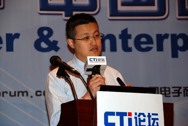 Dialogic INC 业务发展经理 景永辉