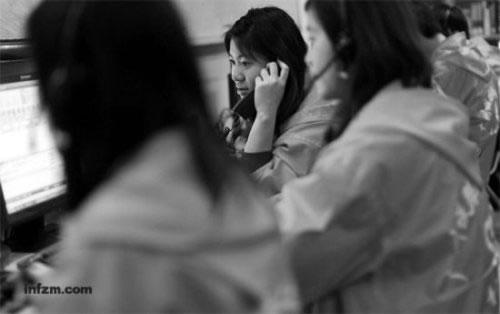 铁路12306接线员:听见整个中国的叹息声