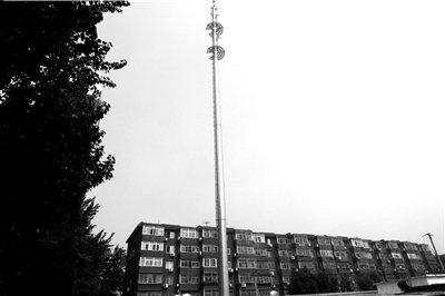 高层30米内禁设信号塔