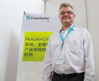 Fraunhofer亮相国际通信展 演示全高清语音技术