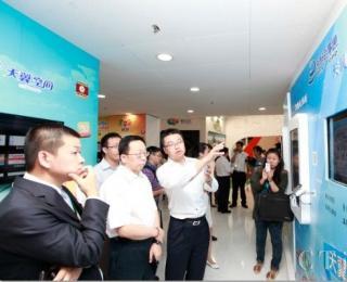 号百公司产品亮相2012年北京国际通信展