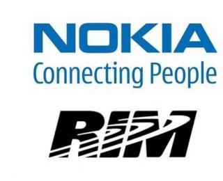 诺基亚宣布已赢得与RIM无线技术专利侵权案