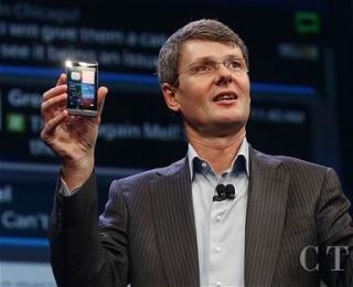 触屏智能手机市场新角色:黑莓Z10