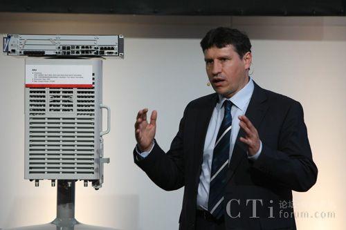 基于LTE技术的百兆专业集群解决方案