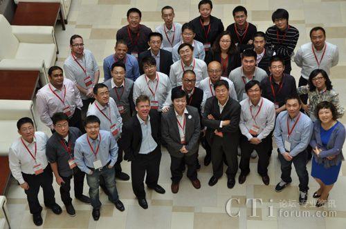 亿联出席2013年Genesys大中华区合作伙伴大会