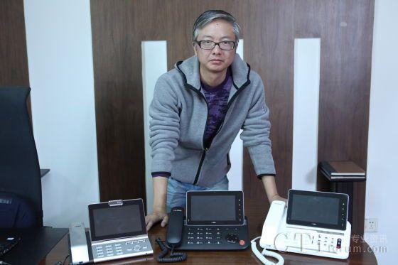 青牛软件执行董事兼技术总监夏苇