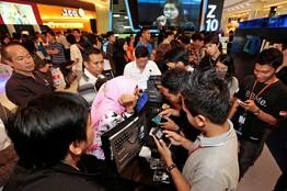 RIM欲借中低价位手机出击多市场