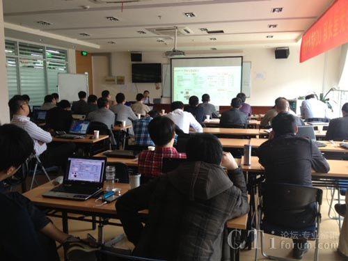 华为统一通信与协作渠道培训大会杭州举行