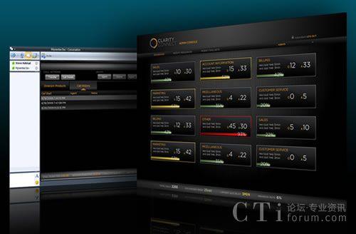 Clarity咨询公司今日宣布与Chinook Communications合作提供Clarity Connect的托管呼叫中心版本,这是一款基于Lync的高级呼叫中心解决方案。