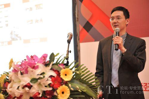 华为BYOD移动办公解决方案首席架构师  ---赵爱明