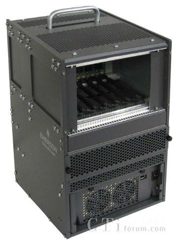 艾默生VPX系统机箱可让厂商简化系统开发测试和部署过程