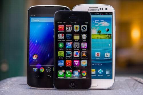 智能手机第三之争只是荣誉之战