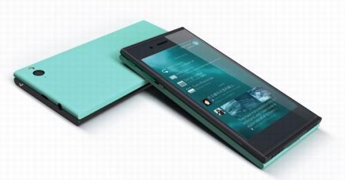 Jolla将发布首款Sailfish智能机 可运行安卓应用