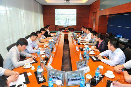 华为携ICT解决方案与东方电子签到合作备忘录