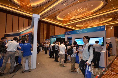 思科Cisco Connect上海站盛大开幕