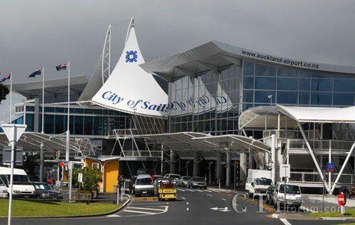 奥克兰机场采用March Networks视频监控系统