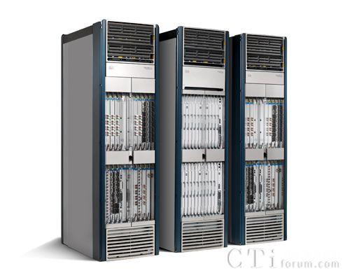思科运营商级核心路由器系统CRS-X
