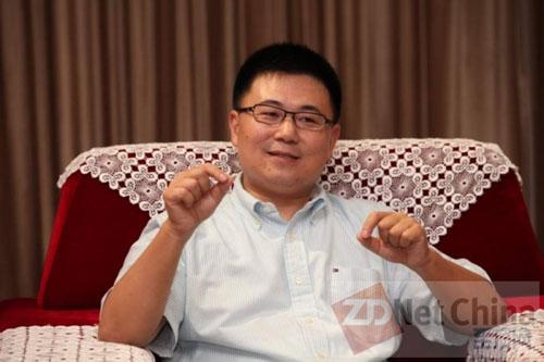 Marvell大中华区系统与解决方案首席规划师甘卫宁