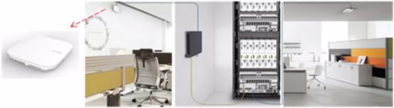 首秀GTI 华为LampSite解决室内覆盖