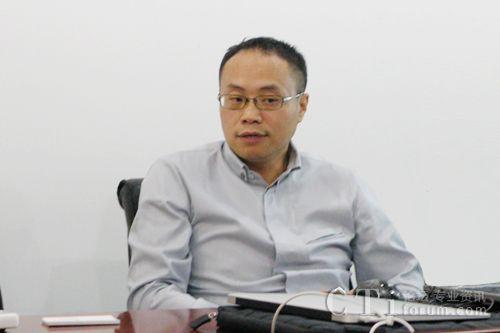 Avaya大中华区副总裁、解决方案与应用事业部总经理熊谢刚先生