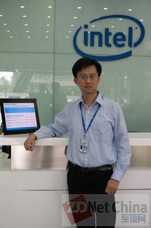 英特尔亚太区研发有限公司数据中心软件部大数据解决方案部经理王晓栋
