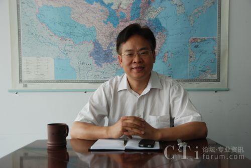 昆明塔迪兰电信设备有限公司总经理缪怀宇先生