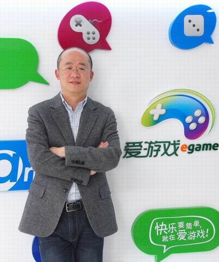 """""""爱游戏""""张鹏:轻游戏助运营商破局移动互联网"""