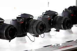 相机行业无力应对智能手机的冲击