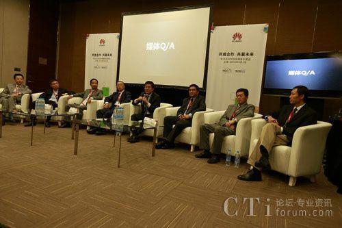 开放合作共赢未来 华为ICT生态圈初具规模