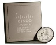 思科宣布推出全球最先进nPower网络处理器