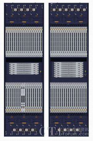 中兴发布业界最大交叉容量OTN产品ZXONE 9700