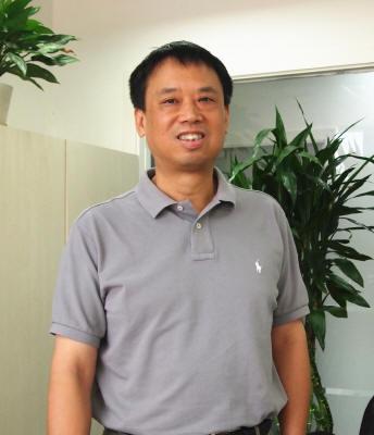 全时技术运营副总裁陈赤榕