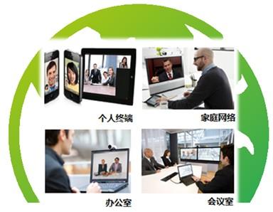 爱立信中国首次展示LTE多终端高清视频会议