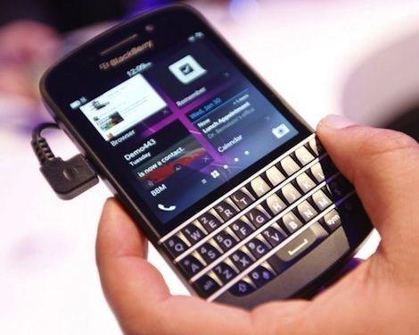 黑莓47亿美元出售 专攻企业和专业市场