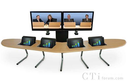 视频会议系统和服务市场蓬勃发展 2016年将达63亿美元
