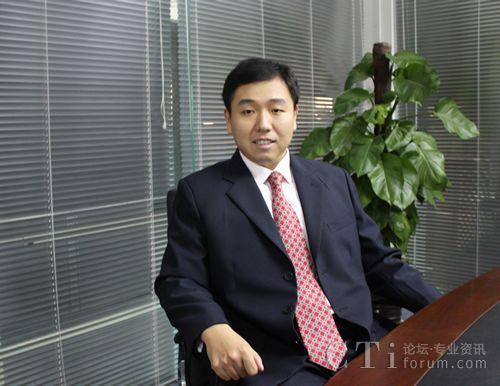 联合麦通后援管理中心副总裁 黄俊伟