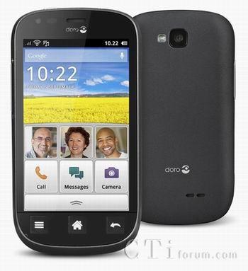 Doro选择Red Bend为智能手机提供软件升级