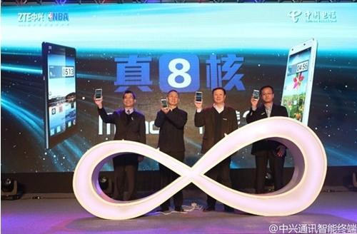王晓初站台中兴手机发布会:CDMA产业链需逆袭