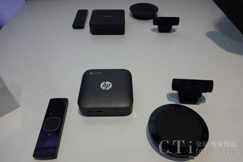 Chromebox for meetings视频会议系统的硬件