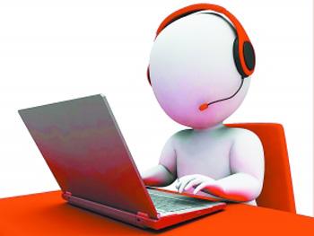 部分主营服装的电商公司在客户下单前,客服人员都要对消费者进行沟通