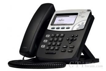 Digium推D45 IP电话适合于入门级千兆网络市场